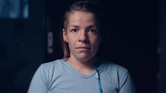 TAVST PORTRÆT – Heidi Puk Ernst, sygeplejerske i Corona-frontlinje